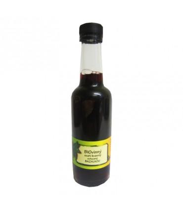 Vinný ocot s kôprom