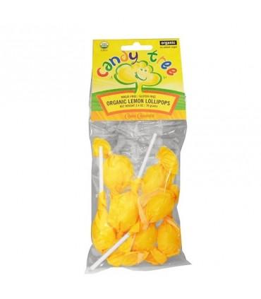 Lízatka citrónové 7ks