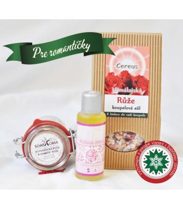 Kozmetický balíček ROSE