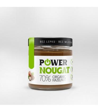 Lieskovo-orieškový krém Power Nougat