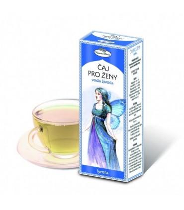 Čaj pre ženy - voda života