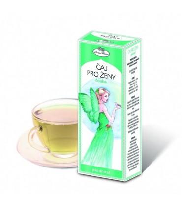 Čaj pre ženy - plodnosť