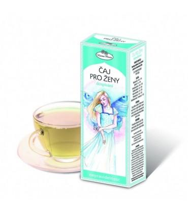 Čaj pre ženy - Nepravidelnosť