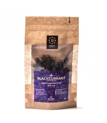 Mrazom sušené čierne ríbezle