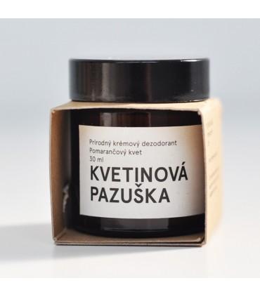 Krémový deodorant Kvetinova pazuska