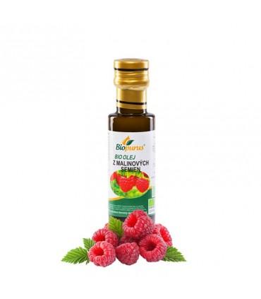 Olej z malinových semien BIO
