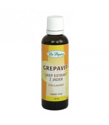 Grepavit - extrakt z grepových jadier