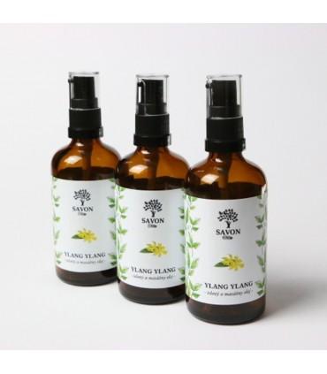 Telový a masážny olej Ylang ylang