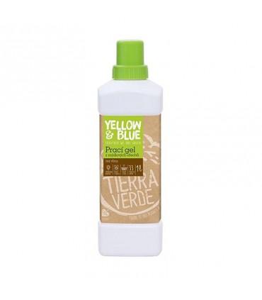Prací gel z mydlových orechov na vlnu a funkčný textil