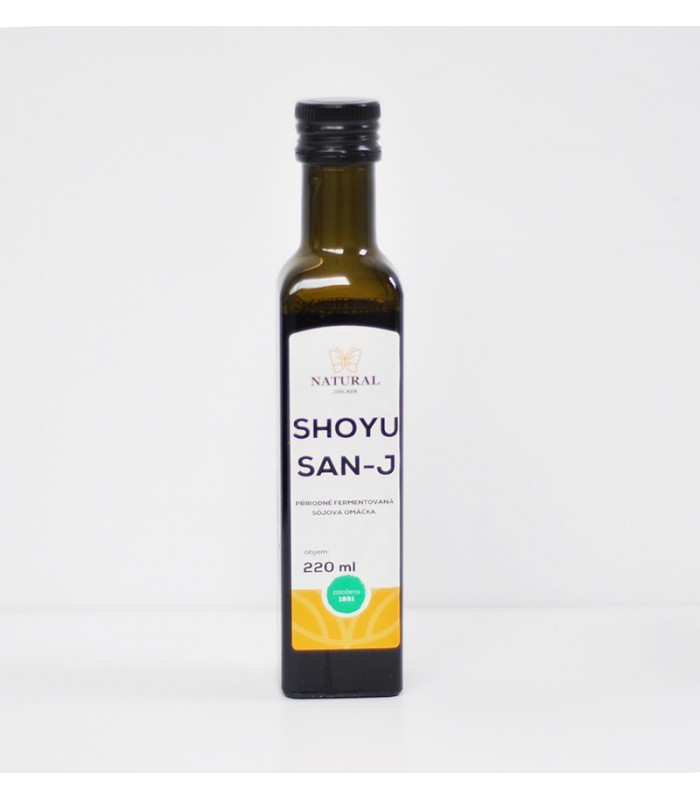 Shoyu san-J sójová omáčka