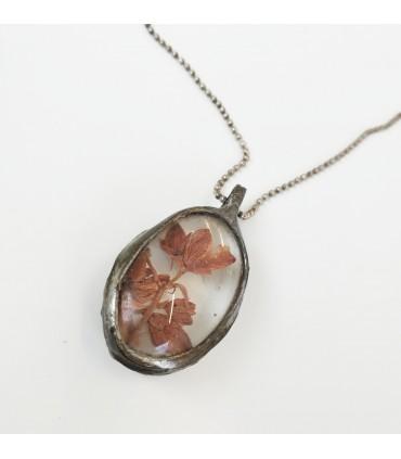 Bylinkový náhrdelník - trezalka