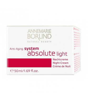 ANTI-AGING SYSTEM Absolute Nočný krém LIGHT