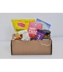 Potravinová škatuľka prekvapení