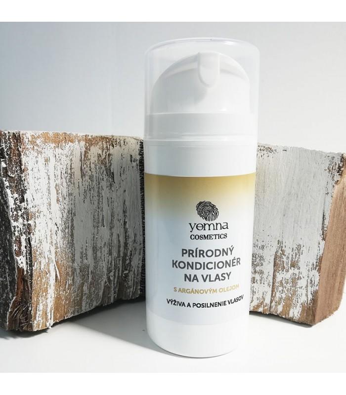 Prírodný kondicionér na vlasy