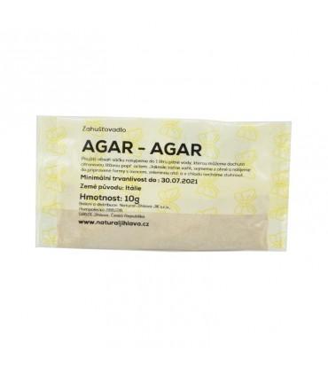 Morské riasy Agar-Agar