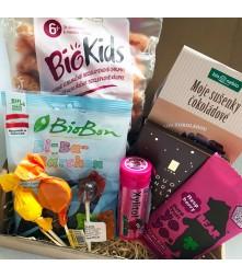 Detská potravinová krabička prekvapení