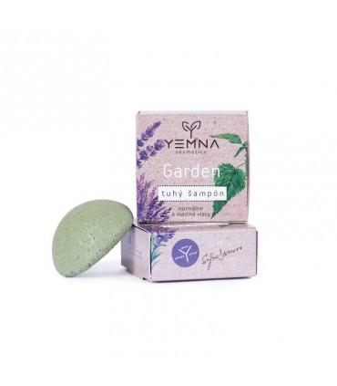 Garden - tuhý šampón Yemna