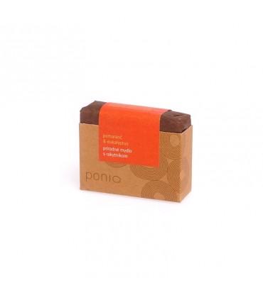 Rakytníkové mydlo Pomaranč a eukalyptus