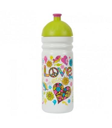 Zdravá fľaša HIPPIES 0,7l