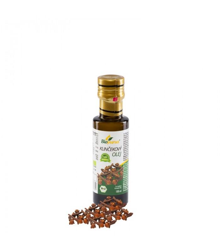 Klinčekový olej BIO