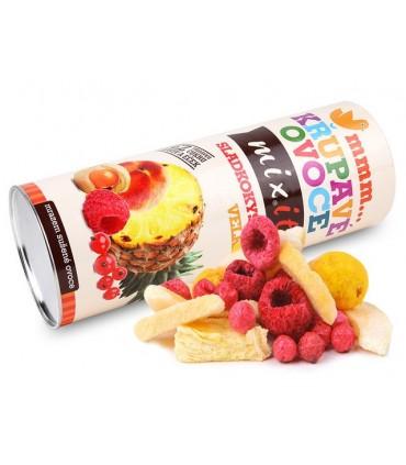 Mrazom sušené sladkokyslé ovocie