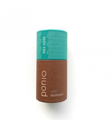 Deodorant (pazúch) bez sódy - Mint
