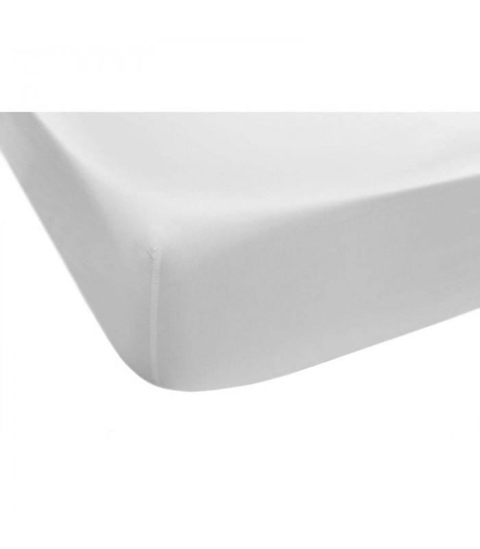 Plachta bavlnená 200x90cm, biela