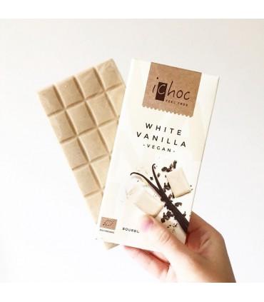 BIO biela čokoláda s vanilkou