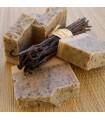 Vanilkové mydlo peelingové