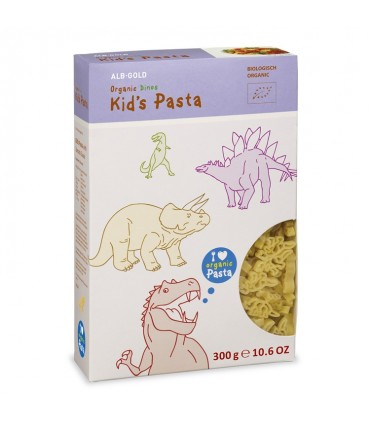 Cestoviny pre deti BIO - dinosary