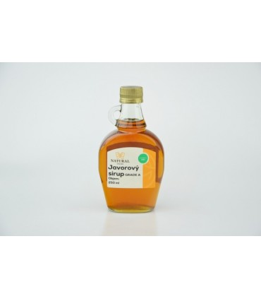 Javorový sirup Grade A