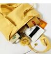 Nákupná eko taška z bavlny