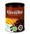 Kávička- instantný cereálny nápoj s kavou, dóza 130 g  KÁVOVINY