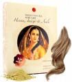 Farba a kúra na vlasy Henna, Indigo, Amla - svetlohnedá 2x100g