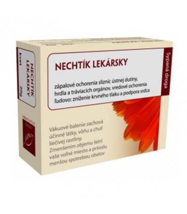 Nechtík lekársky, kvet, bylinný čaj