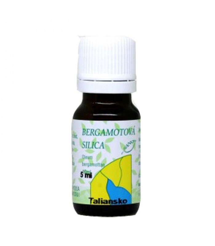 Bergamotová silica, éterický olej
