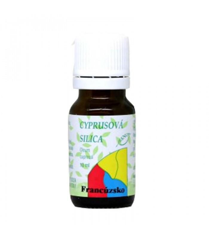 Cyprusová silica, éterický olej 10ml
