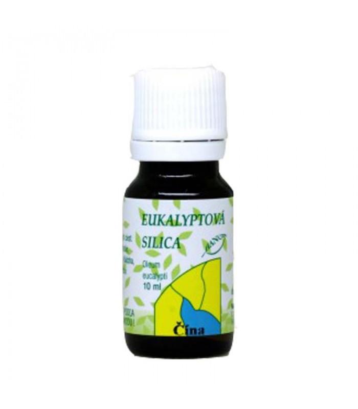 Eukalyptová silica, éterický olej