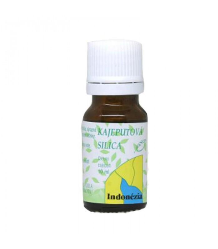 Kajeputová silica, éterický olej