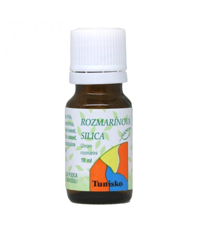 Rozmarínová silica, éterický olej