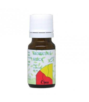 Škorica Kasiová silica , éterický olej