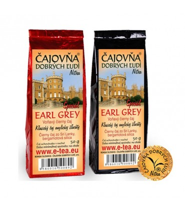 Čaj Earl Grey Špeciál
