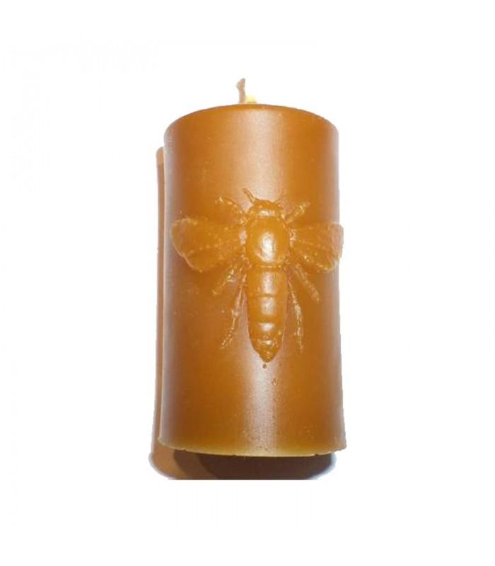 Sviečka z včelieho vosku VČIELKA