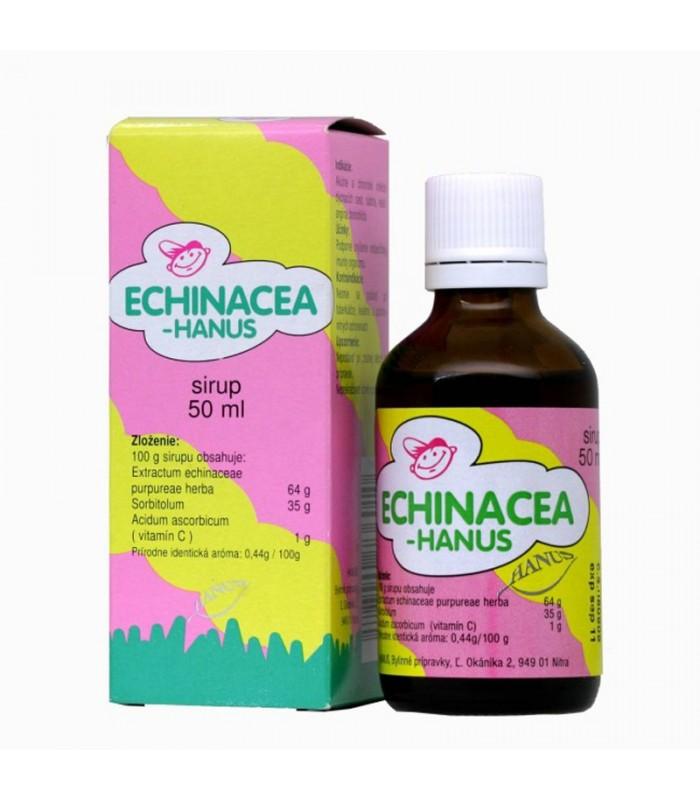 Echinaceový sirup pre deti