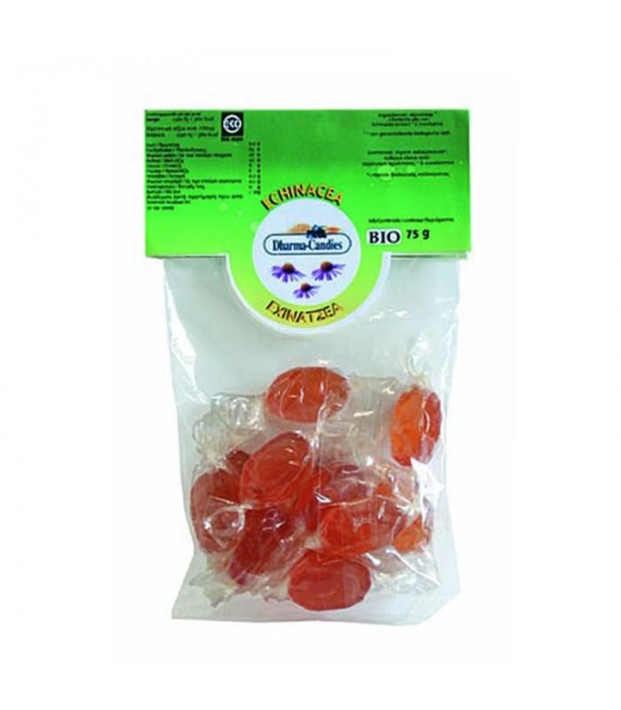 Cukríky s echinaceou (bez cukru) BIO