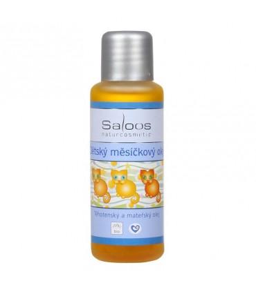 Detský nechtíkový olej Saloos