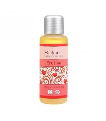 EROTIKA - telový masážny olej