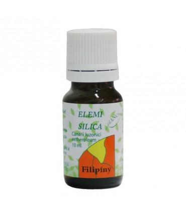 Elemi silica, éterický olej
