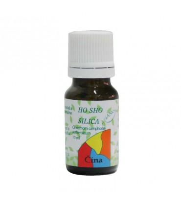 Ho sho silica, éterický olej
