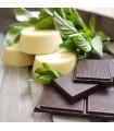 Masážna kocka kakao-mäta 50g